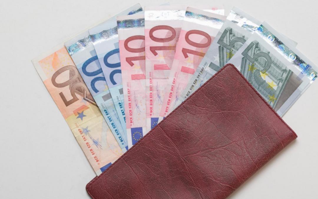 Tipp ordentliches Portemonnaie für mehr Geld